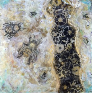 Untitled with Bees